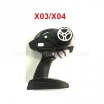 XLF X04 X03 Transmitter, Remote Control