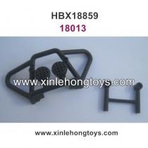 HaiBoXing HBX 18859 Parts Bumper Assembly, Bumper Block 18013