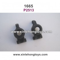 REMO HOBBY 1665 Parts Carriers Stub Axle Rear P2513