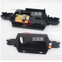 HB DK1801 Parts Car Chassis (With Circuit Board)