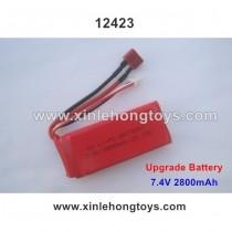 Wltoys 12423 Upgrade Battery