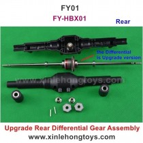 Feiyue FY01 Fighter-1 Upgrade Rear Differential Gear Assembly FY-HBX01