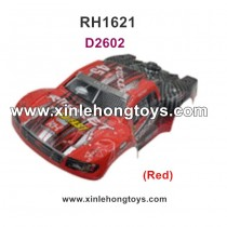 REMO HOBBY 1621 Parts Car Shell D2602