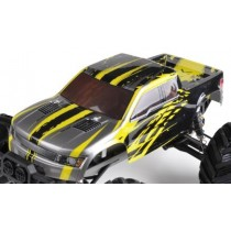 HBX XP4 Volcano Parts Car Shell, Body Shell