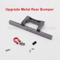 JJRC Q65 D844 Upgrade Metal Rear Bumper
