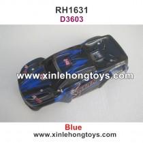 REMO HOBBY Smax 1631 Parts Car Shell D3603