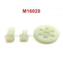 HBX Ravage 16889 Parts Spur Gear+Drive Pinions M16020