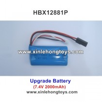 HBX 12881P Vortex Upgrade Battery 7.4V 2000mAh