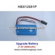 HBX 12881P Vortex Upgrade Battery 7.4V 2000mAh