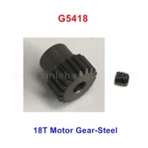 REMO HOBBY Parts Motor Gear G5420
