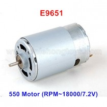 REMO HOBBY 1021 Parts Motor E9651