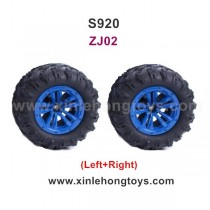 GPToys Judge S920 Parts Tire, Wheel ZJ02