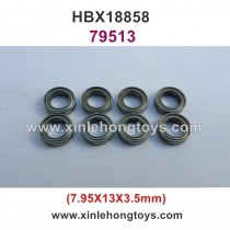 HaiBoXing HBX 18858 Parts Ball Bearing 79513 7.95x13x3.5mm