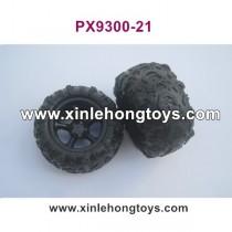 ENOZE 9304e tire, wheel
