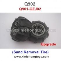 XinleHong Q902 Upgrade Tire, Wheel