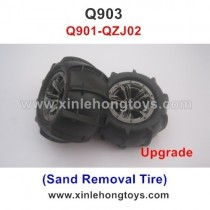 XinleHong Q903 Upgrade Tire, Wheel