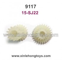 XinleHong Toys 9117 Parts Transmission Gear 15-SJ22
