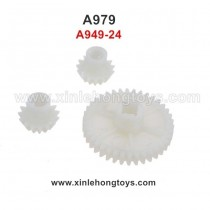 WLtoys A979 Parts Reduction Gear+Drive Gear A949-24