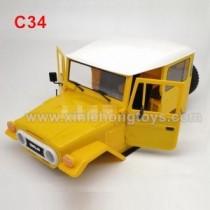 WPL C34 Car Shell, Body Shell