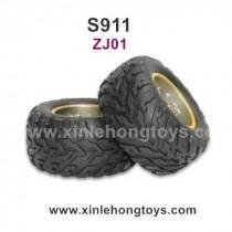 GPToys S911 FOXX Parts Tire, Wheel ZJ01