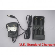 HBX Survivor MT 12813 Charger 12644