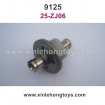 XinleHong Toys 9125 Parts Differential 25-ZJ06
