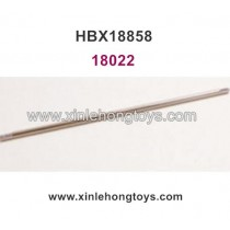 HaiBoXing HBX 18858 Parts Centre Shaft 18022