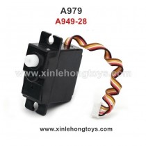 WLtoys A979 Parts Servo A949-28