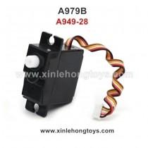WLtoys A979B Spare Parts Servo A949-28