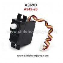WLtoys A969B Parts Servo A949-28