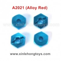REMO HOBBY Smax 1631 Upgrade Parts Metal Wheel Hubs A2021