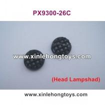ENOZE 9303e parts Head Lampshad PX9300-26C