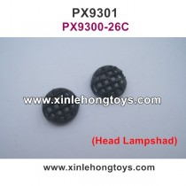 Pxtoys 9301 Parts Head Lampshad PX9300-26C