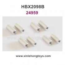 HaiBoXing HBX 2098B Parts Center Gearbox Guard Plate Posts 24959