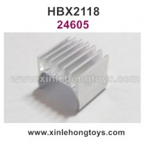 HaiBoXing HBX 2118 Parts Motor Heat Sink 24605