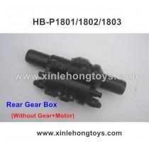 HB-P1802 Parts Rear Gear Box
