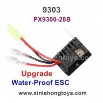 Pxtoys 9303 Desert Journey Upgrade ESC, Receiver PX9300-28A