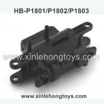 HB-P1801 Parts Front Gear Box (Without Gear+Motor)