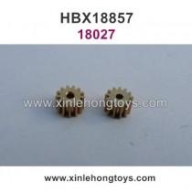 HBX Gallop 18857 parts Motor Gear 18027