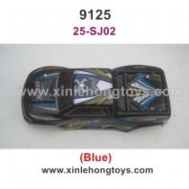 XinleHong Toys 9125 Parts Car Shell Body Shell 25-SJ02