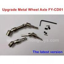 Feiyue FY08 Tiger Upgrade Metal Wheel Axle FY-CD01