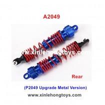 REMO HOBBY 1025 9EMU Upgrade Parts Metal Shock A2049 P2049