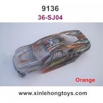 XinleHong Toys 9136 Car Shell, Body Shell