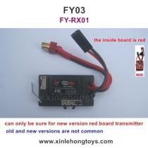 Feiyue FY03 Parts Receiver, Circuit Board FY-RX01