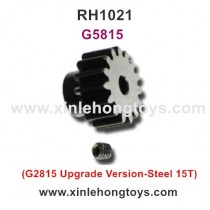 REMO HOBBY 1021 Parts Motor Gear (Steel) 15T G5815