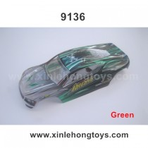 XinleHong Toys 9136 Parts Car Shell, Body Shell