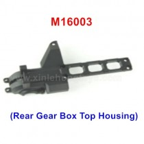 HBX 16889 Spare Parts Rear Gear Box Top Housing M16003