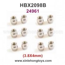 HaiBoXing HBX 2098B Parts Ball Stud 3.8X4mm 24961