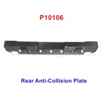 HG P402 Car Parts Rear Anti-Collision Plate P10106