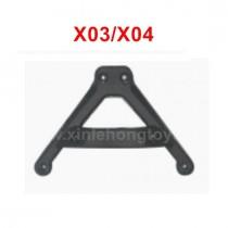 XLF X03 X04 Spare Parts Triangular Bracket